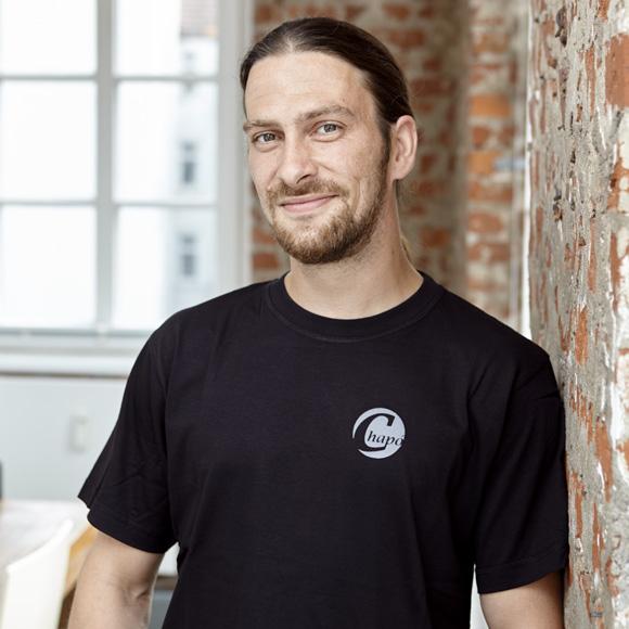 Mathias Wendt – Inhaber und Tischlermeister chapo