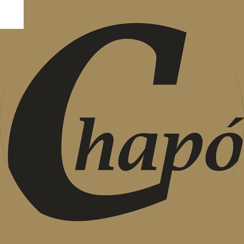 Logo chapó - Tischlerei Meisterbetrieb - Gold Version 2017