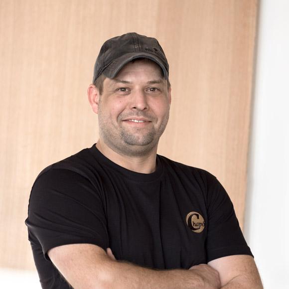 Niko Hamann – Mitarbeiter bei chapó