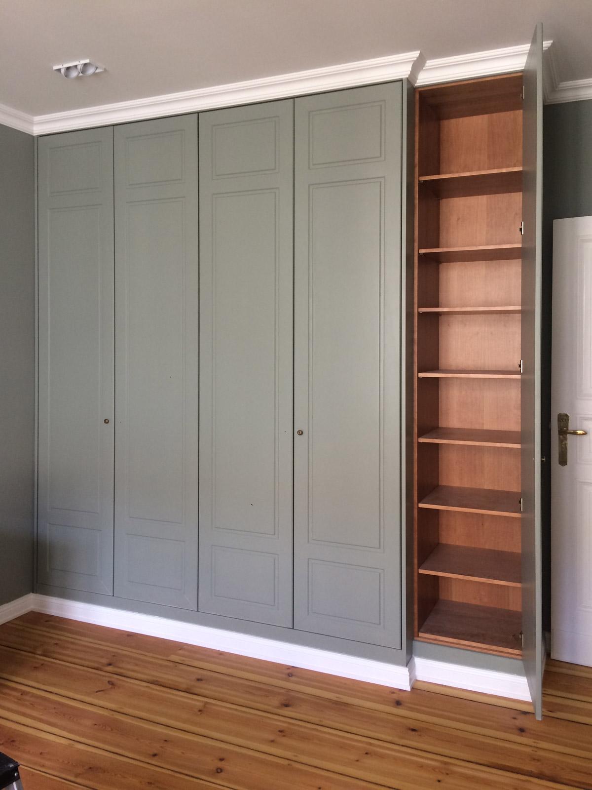 schlafzimmerschrank einbau chapo ihr tischlerei. Black Bedroom Furniture Sets. Home Design Ideas